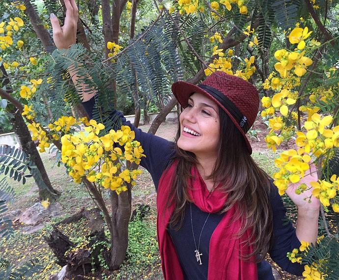 Jessika Alves: 'Quero casar, mas não é um sonho pra mim' (Foto: Arquivo Pessoal)