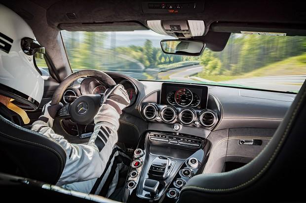 Mercedes-AMG GT R (Foto:  )