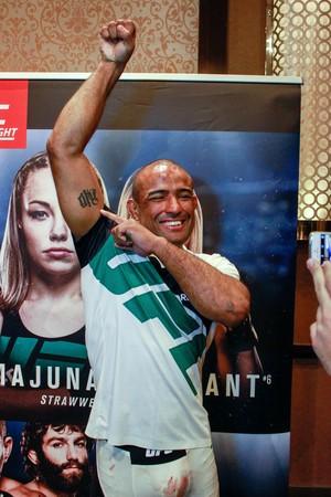 Serginho Moraes UFC Fight Night MMA (Foto: Adriano Albuquerque)