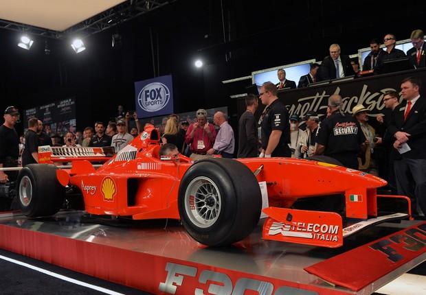 Ferrari F300 (Foto: AOL)
