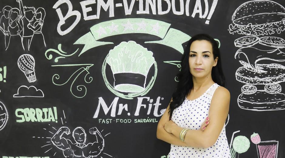 Camila Miglhorini, fundadora do Mr. Fit (Foto: Divulgação)