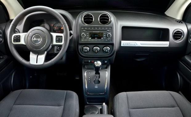 Jeep Compass 2014 (Foto: Divulgação)
