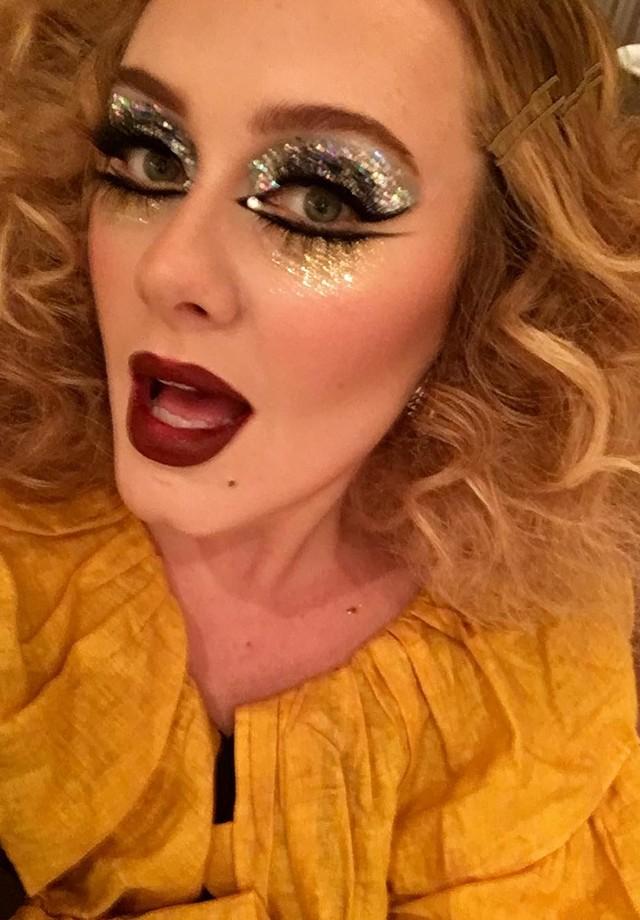 Adele (Foto: reprodução/instagram)
