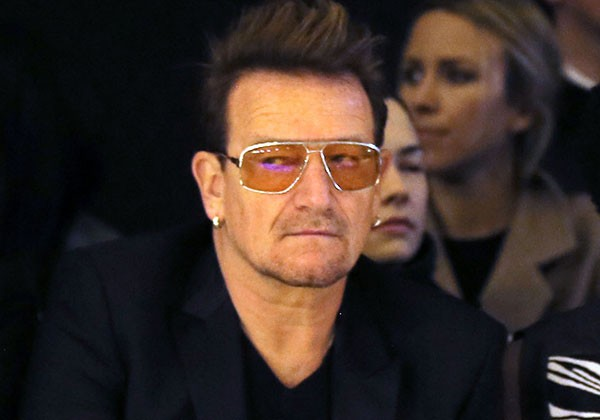 Bono, do U2 (Foto: Getty Images)