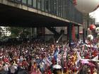 Cidades de 25 estados tiveram manifestações na sexta-feira (13)