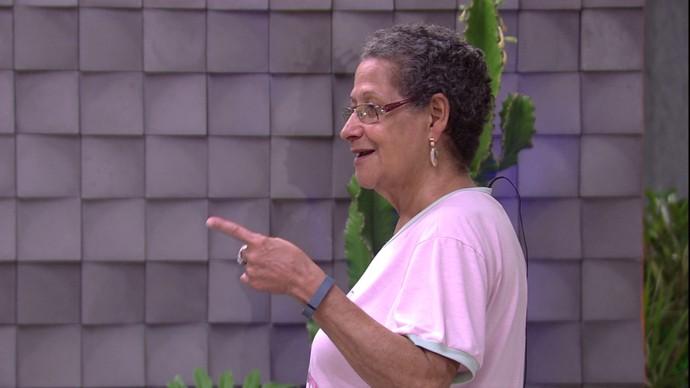 Geralda (Foto: TV Globo)