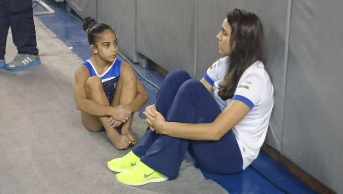 Camila Siqueira, no Campeonato Brasileiro (Foto: Rafael Araújo)