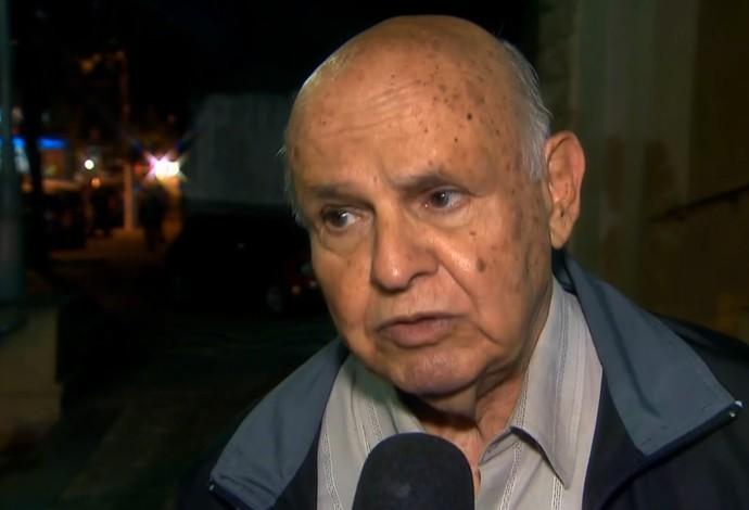 Pepe, ex-jogador do Santos (Foto: Reprodução SporTV)