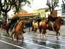 CTGs não irão participar de desfile em Pelotas (Reprodução/RBS TV)