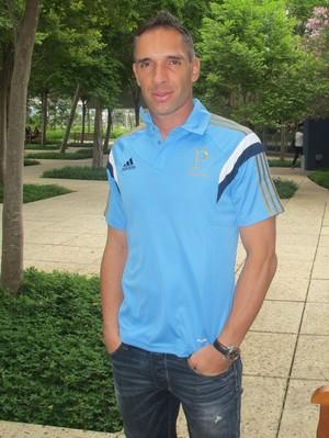 Fernando Prass Palmeiras (Foto: Maria Clara Ciasca)