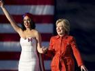 Hillary se destaca na batalha por apoio e dinheiro de Hollywood
