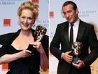 Meryl Streep e Jean Dujardin vão estar na festa do Oscar