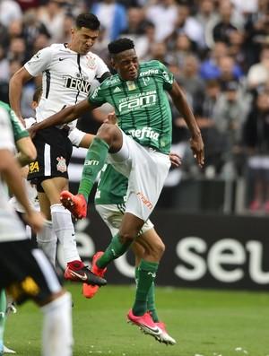Mina Balbuena Palmeiras Corinthians