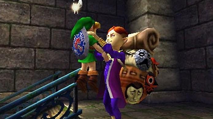 Veja como jogar The Legend of Zelda: Majoras Mask e evite encontrar destinos terríveis (Foto: Siliconera)
