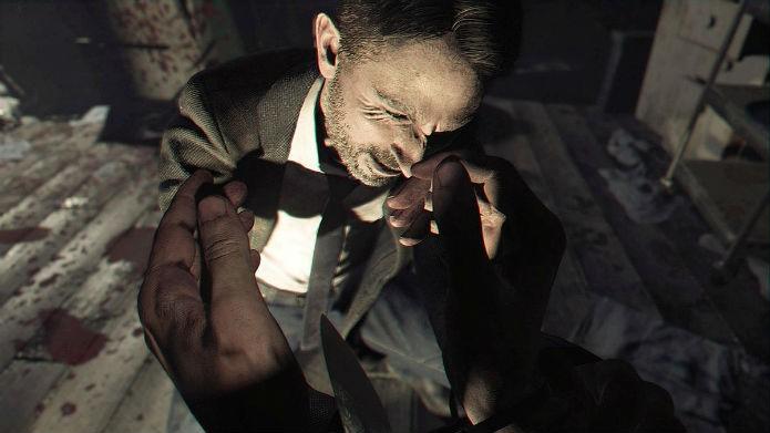 Peter é um dos personagens da demo de Resident Evil 7 (Foto: Divulgação/Capcom)