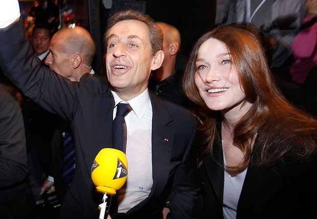 Carla Bruni (Foto: Getty Images)