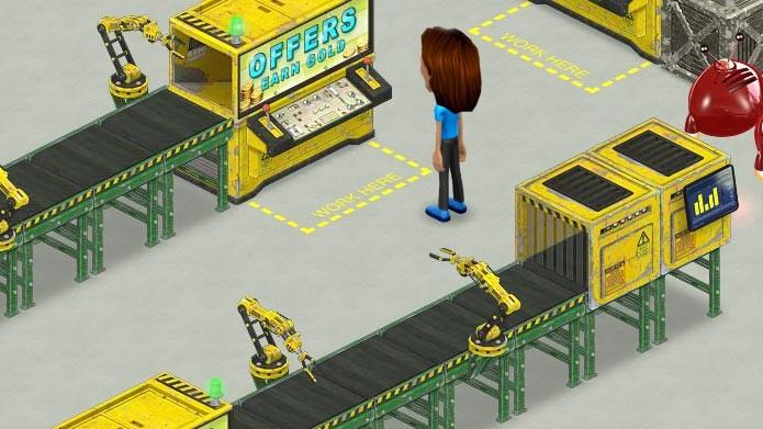 Minimundos: veja como ganhar minimoedas na fábrica (Foto: Reprodução/Tais Carvalho)