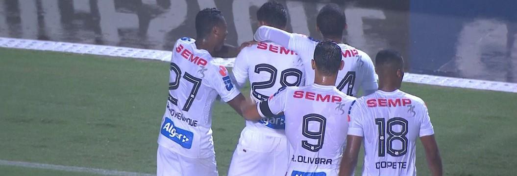 9be9bc3def Santos x Santa Fe - Taça Libertadores 2017-2017 - globoesporte.com
