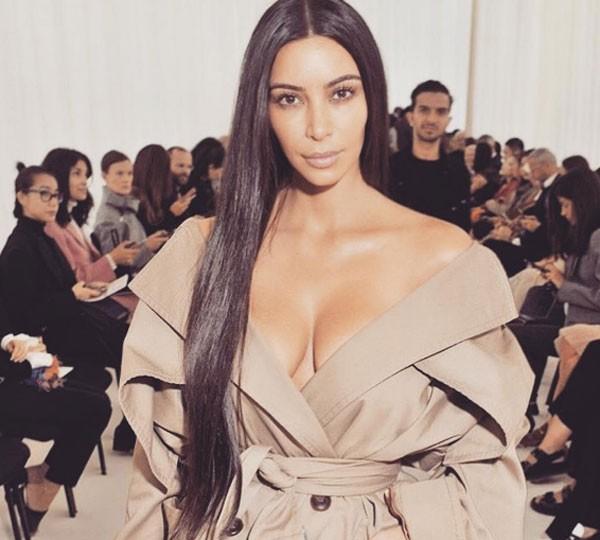 Kim Kardashian revela que sofre de ansiedade (Foto: Reprodução/Instagram)