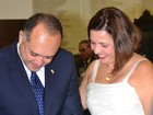 Novo presidente da AMAB toma posse  (Juscelino Pacheco/Divulgação)