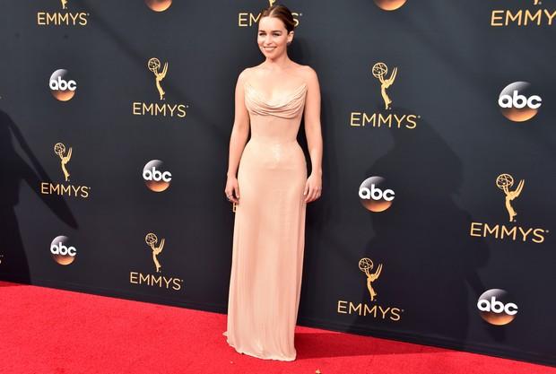 Emilia Clarke (Foto: AFP)