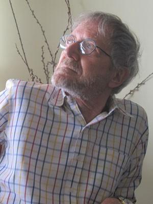 Jean-Claude Bernardet  (Foto: Lívia Machado/G1)