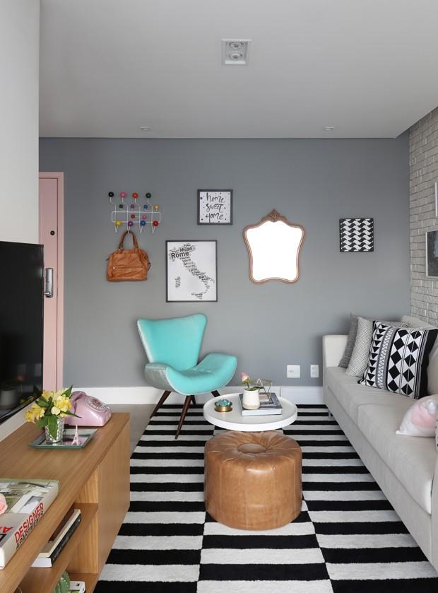Decora o escandinava amplia apartamento de 60 m casa for Decoracion de apartamentos de 50 metros
