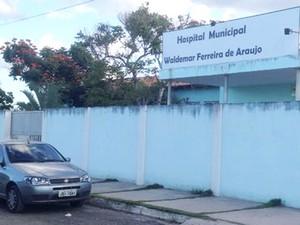 Hospital de Teofilândia (Foto: Departamento de Comunicação da Prefeitura de Teofilândia/Divulgação)