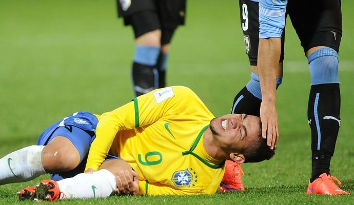 Judivan Brasil sub-20 (Foto: AP)