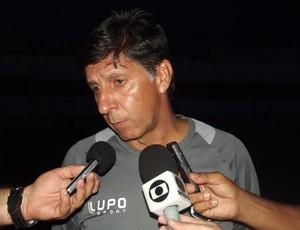 Paulo Porto, técnico do ABC (Foto: Tiago Menezes)