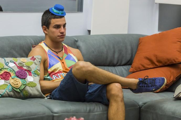 Manoel BBB17 (Foto:  Artur Meninea/Gshow)
