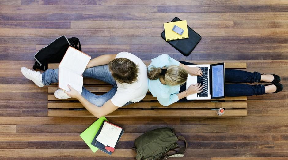 estudantes; educação; startups; equipe (Foto: ThinkStock)
