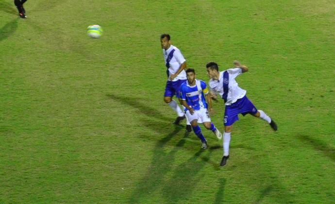 São José Taubaté Copa Paulista (Foto: Danilo Sardinha/GloboEsporte.com)