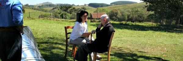 Os assuntos são os mais variados, mas o principal público é o pequeno agricultor (Foto: Divulgação/ RBS TV)