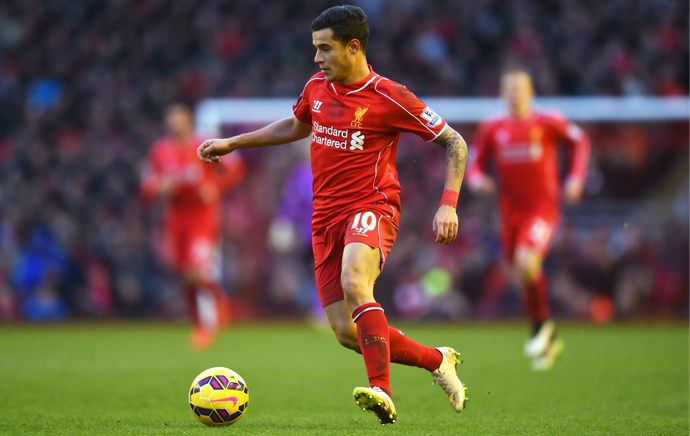 Philippe Coutinho Liverpool (Foto: Getty Images)
