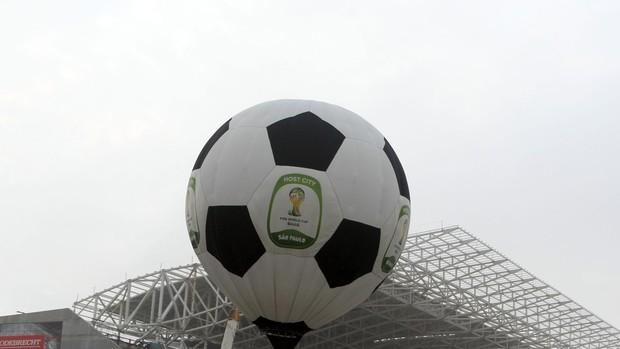 itaquerão copa do mundo estádio corinthians (Foto: Werther Santana/Agência Estado)