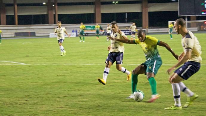 Remo 2 x 0 Cuiabá (Foto: Pedro Lima/Cuiabá Esporte Clube)