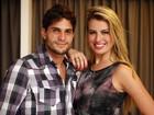 """'Você faz a minha vida completa"""", diz ex-BBB Fernanda a André"""