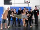 Grupo da UFSCar apresenta peça em homenagem a Claudia Rodrigues