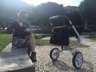 Tainá Müller posa amamentando o filho: 'Conheci o mais extremo amor'