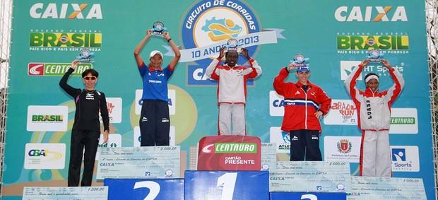 Conceição Oliveira termina etapa de Curitiba do Circuito em quarto lugar (Foto: Divulgação / Find Yourself)
