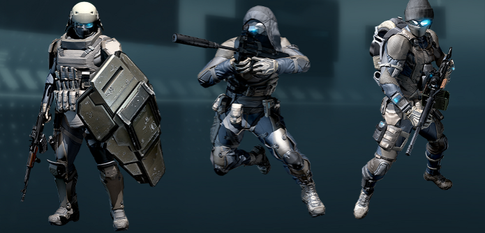 Ghost-recon-phantoms-classes (Foto: Ghost-recon-phantoms-classes)