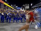 Campeã Vai-Vai faz desfile impecável com elegância e sotaque francês