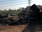 Após incêndio, empresa de Itaquaquecetuba é interditada