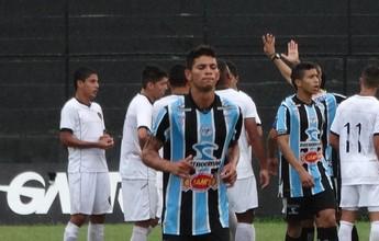 Depois de um mês emprestado ao Boa Esporte, Erickys volta para o Porto-PE