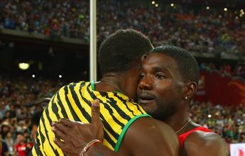 """Gatlin se diz pronto para bater Bolt nos Jogos do Rio: """"Eu vou vencer"""""""