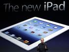 Apple anuncia novo iPad com tela de alta definição e internet 4G