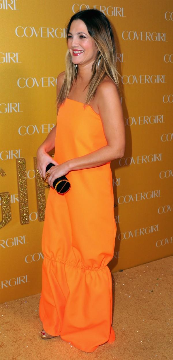 Drew Barrymore nunca escondeu a redução (Foto: Getty Images)