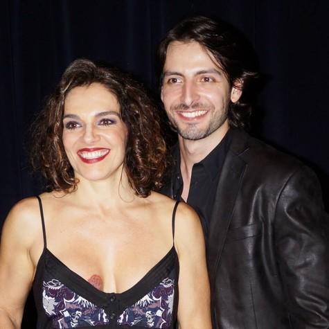 Mara Carvalho e Carlos Martin (Foto: Reprodução da internet)