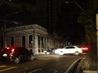 Falta de luz desliga semforos da Avenida Nazar em Belm, PA